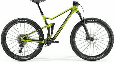 Image of Mountainbike Merida One-Twenty 8000 Fully Carbon 2019 frei Haus